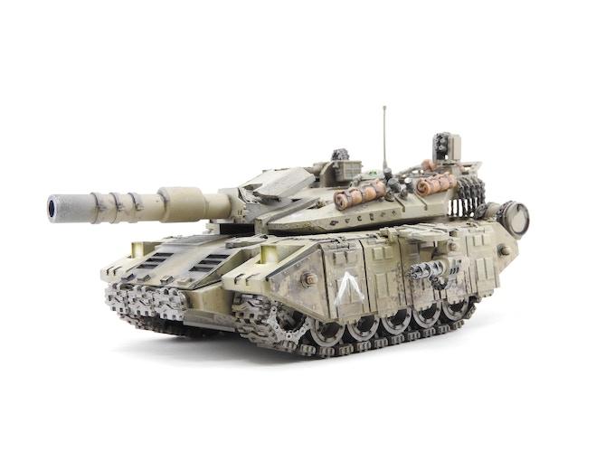 28mm Bulldog Tank