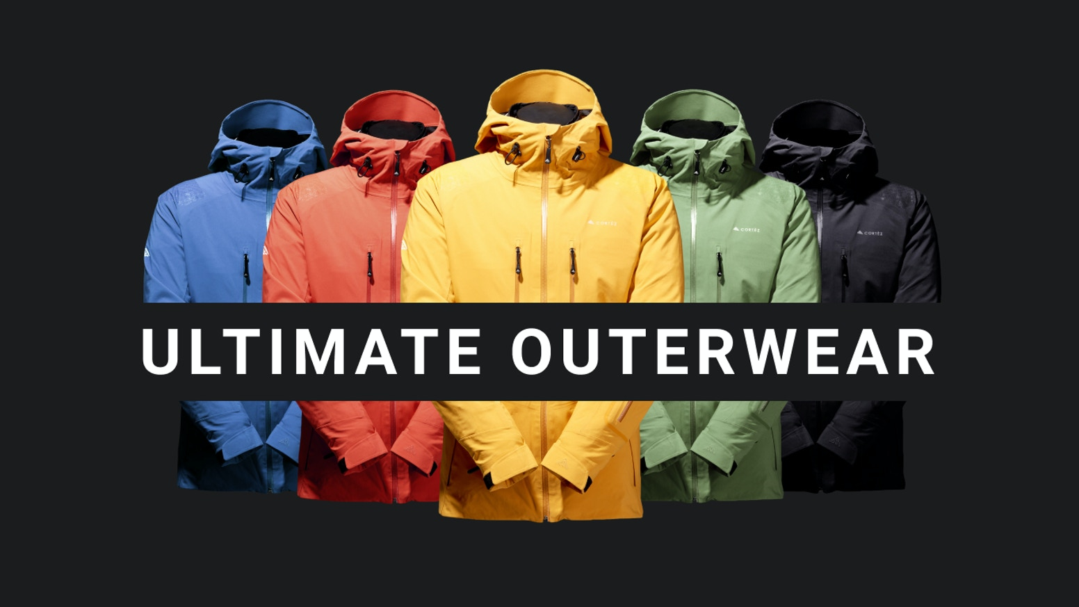 Cortazu: Outerwear for all your adventures. High-quality materials - outstanding design - excellent value - straight from the manufacturer.