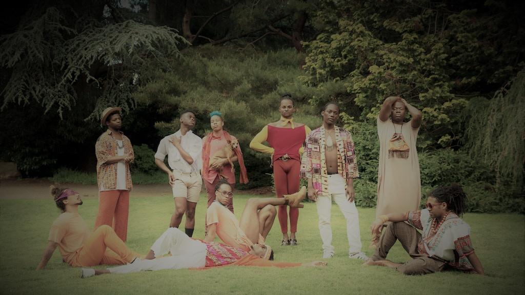 Dani Tirrell: Black Bois project video thumbnail