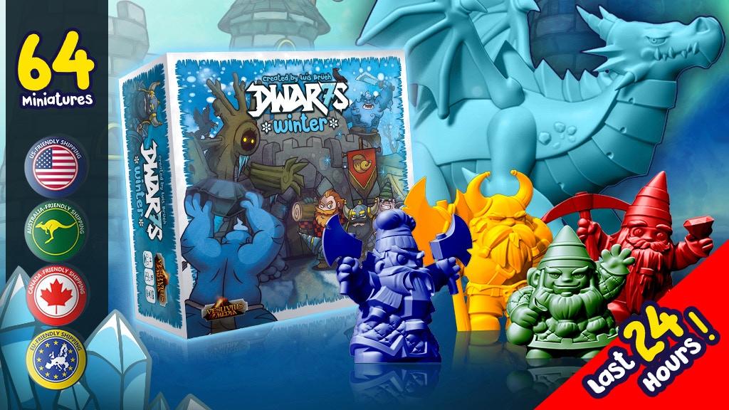 Dwar7s Winter project video thumbnail