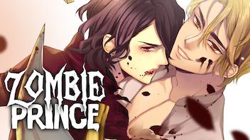 Zombie Prince, Gay Yaoi Boys Love Graphic Novel / Manga !