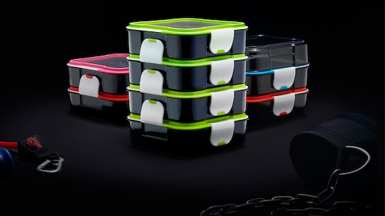 Food Chain | The Ultimate Sports Nutritional Container