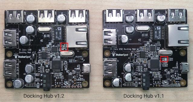 Raspberry Pi Zero Docking Hub by MakerSpot — Kickstarter