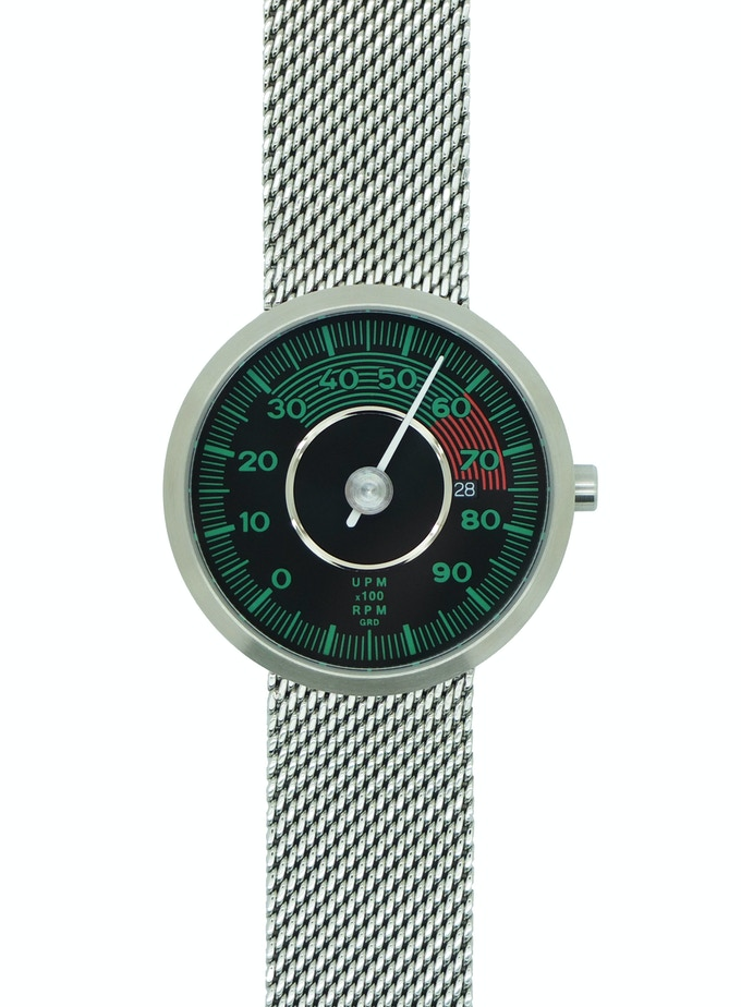 316L Stainless Steel Mesh Strap