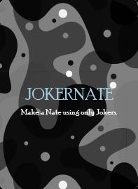 Jokernate Card