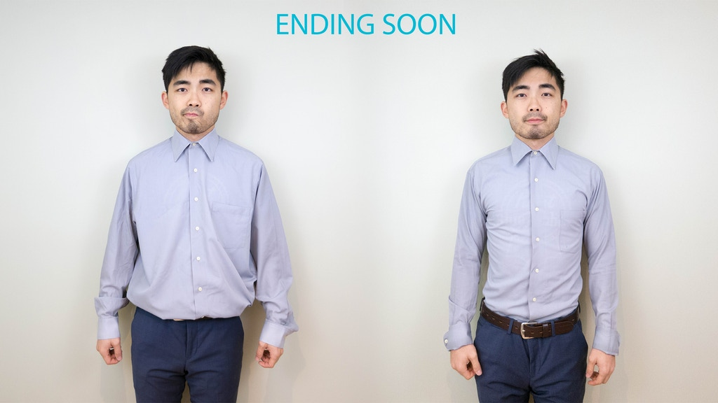 ZipSeam - Instantly Tailor Your Baggy Shirts project video thumbnail