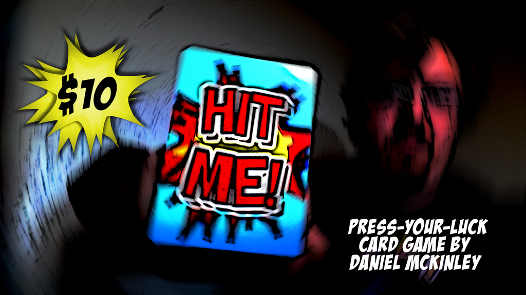 Hit Me! The Comic Book Fist Fight Card Game project video thumbnail