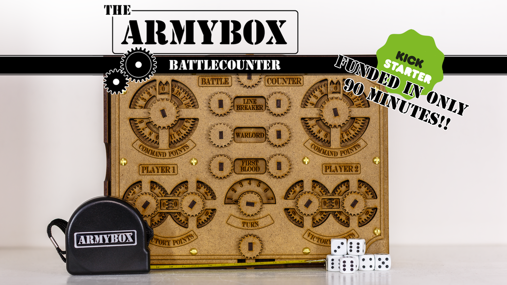 Armybox Battle Counter project video thumbnail