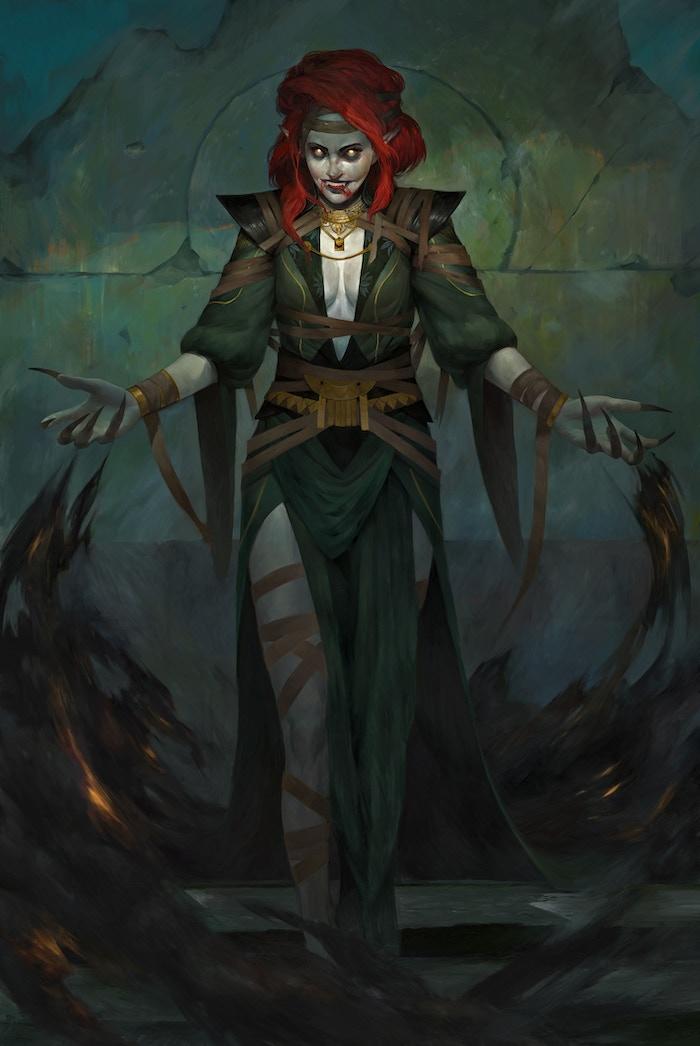 Pathfinder: Kingmaker by Owlcat Games » Blood, fog, lighting