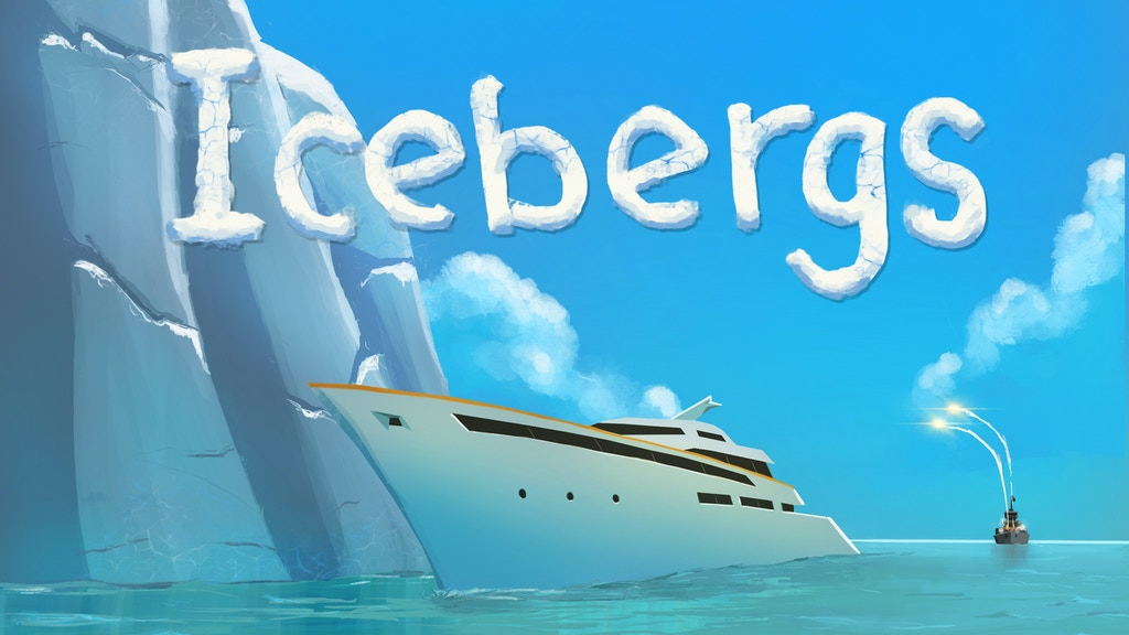 Icebergs project video thumbnail