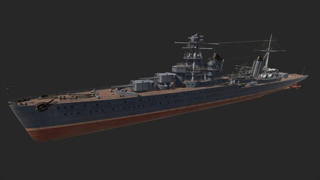 Kirov-class cruiser