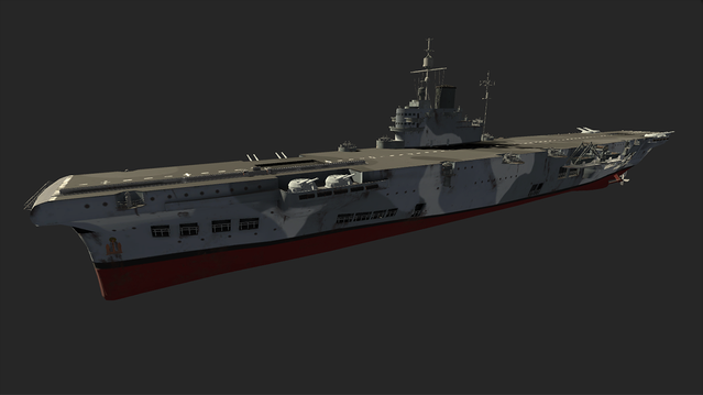 Illustrious-class aircraft carrier
