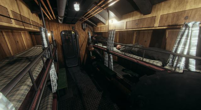 Improved living quarters