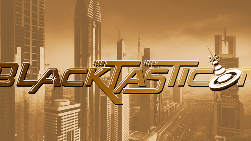Blacktasticon June 16th - June 17th, 2018 project video thumbnail