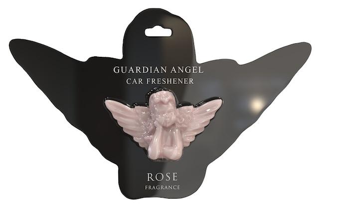 BackIt com - Guardian Angel Car Freshener