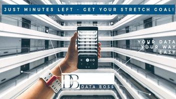 Data Boss: easily find all your files anytime, anywhere