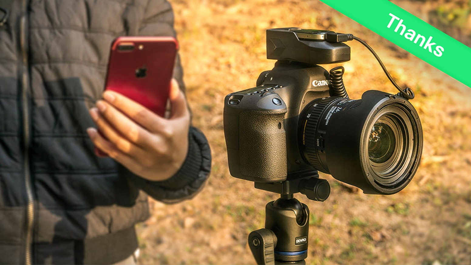Aurga helps you shoot perfect photos, make timelapse videos, and also serves as a secure personal cloud storage.