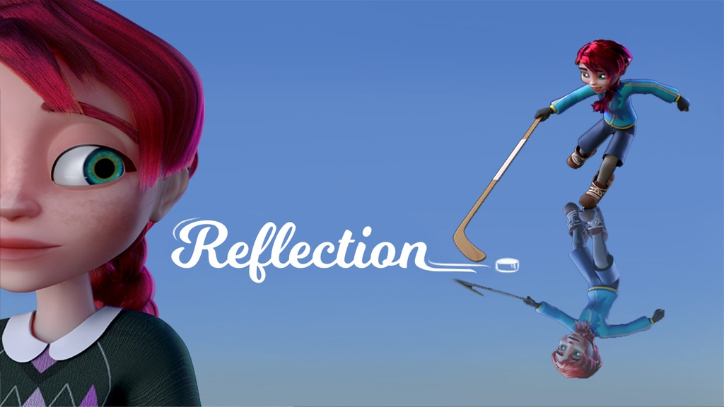 """""""Reflection"""" Animated Short Film project video thumbnail"""