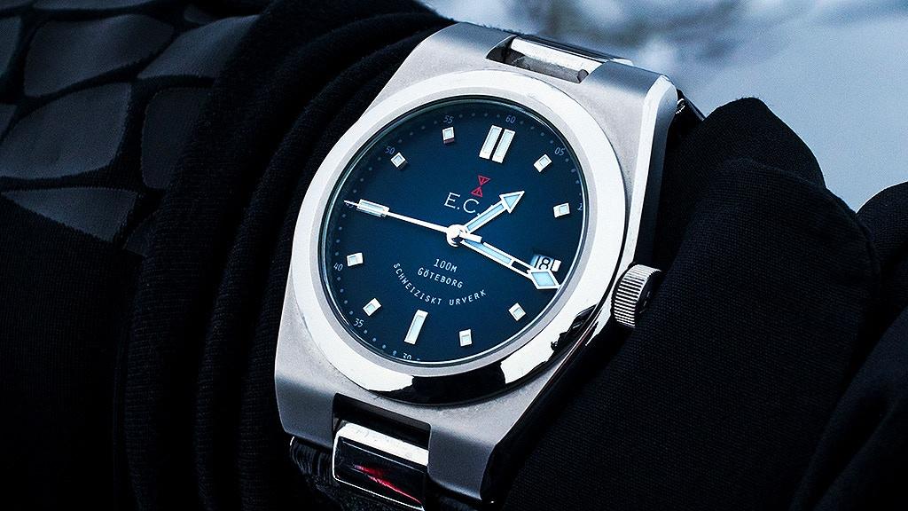 Swiss Quality, Scandinavian Design: The E.C.A Calypso Watch