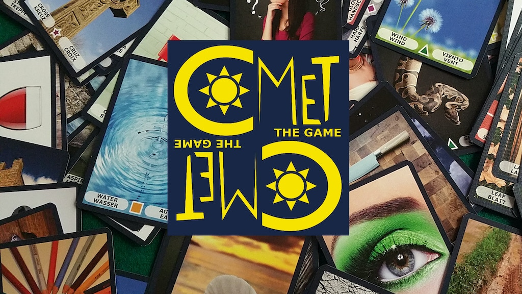 COMET THE GAME: PLAY WITH YOUR SUBCONSCIOUS! project video thumbnail