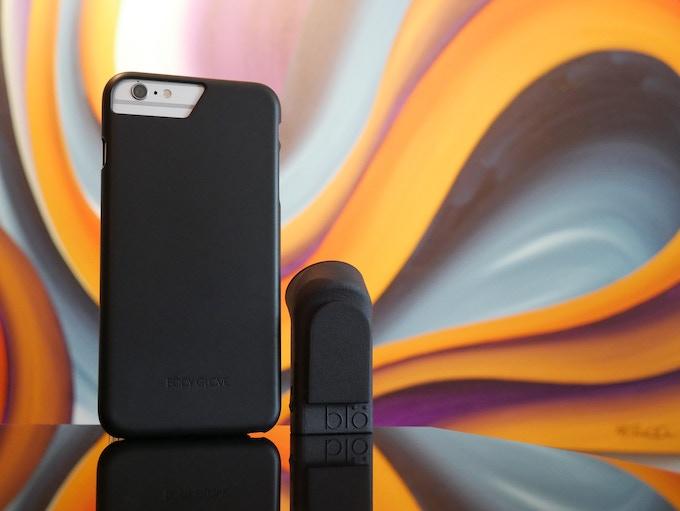 blö Size Comparison to Iphone 6S Plus