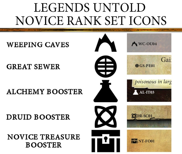 Legends Untold: As deep as an RPG, as fast as a card game