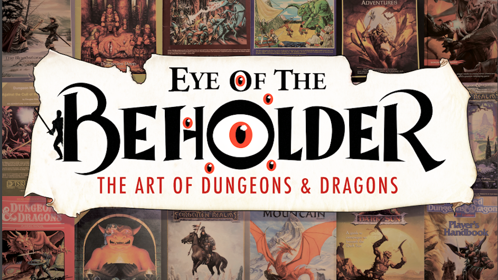 Eye of the Beholder: The Art of Dungeons and Dragons project video thumbnail