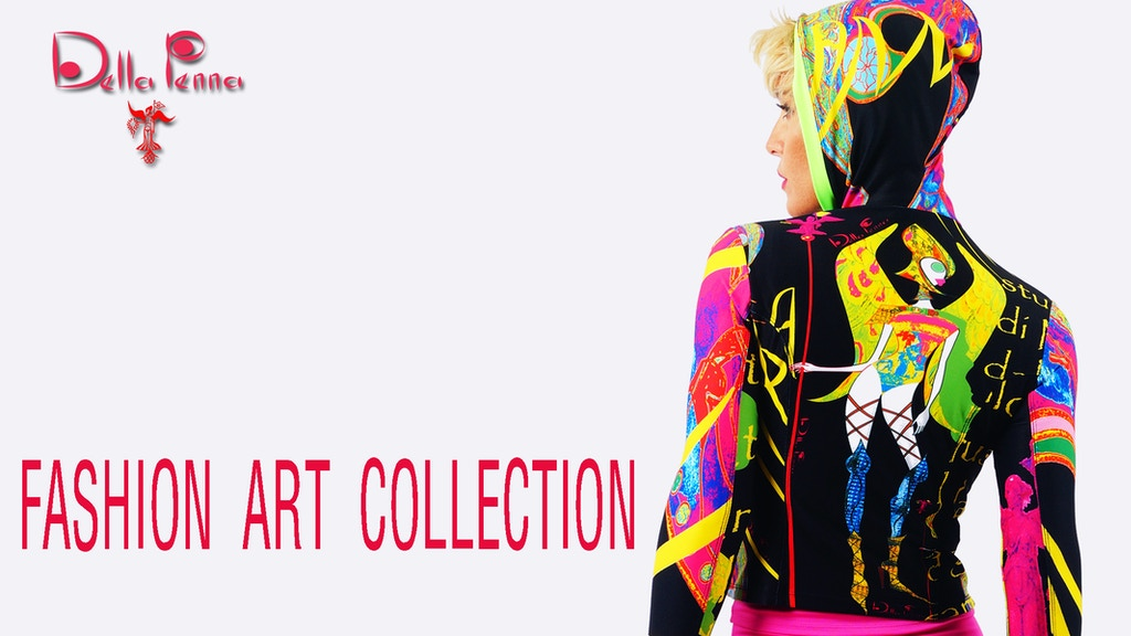 Della Penna Fashion Art Collection/Made in the USA project video thumbnail
