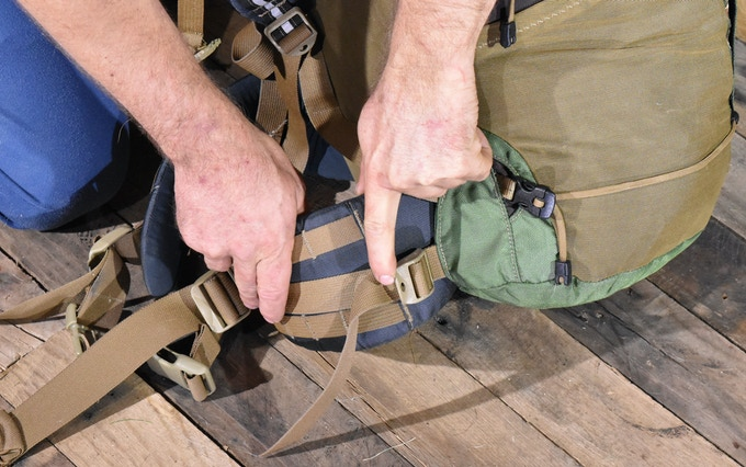 Learn when & how to adjust each strap