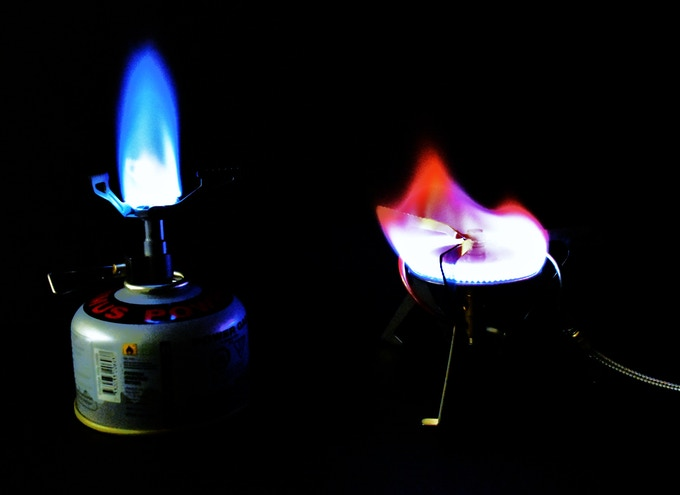 You'll learn to consider flame spread & stove stability
