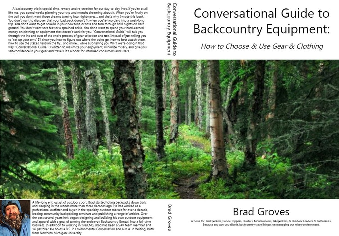 A mock-up of the cover