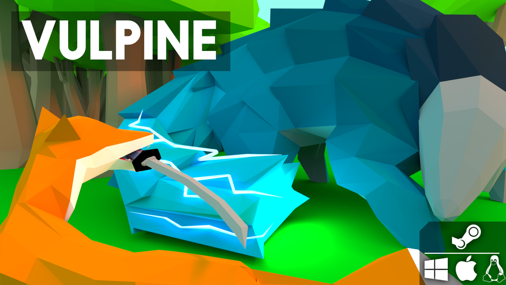 Vulpine: Be a Fox with a Sword! project video thumbnail