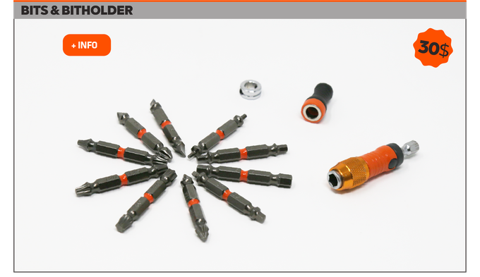 Magnet Driver Ddn The Total Tool To Drill Drive And
