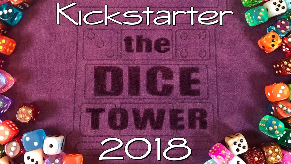 The Dice Tower - 2018 project video thumbnail
