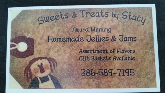 Sweets & Treats by Stacy project.