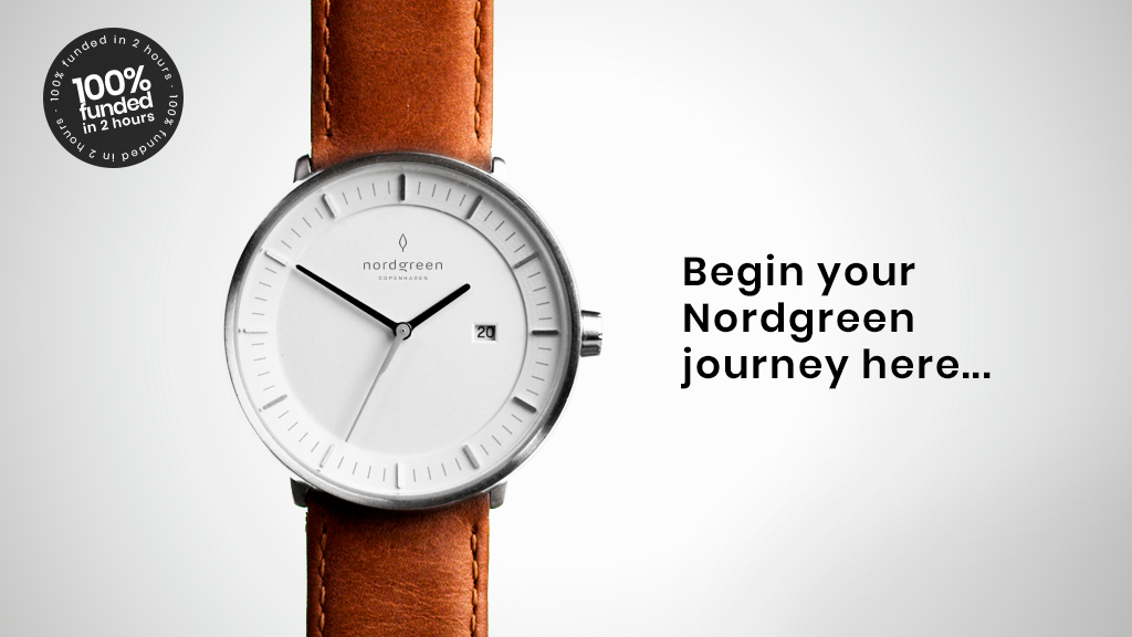 Nordgreen - Luxury Scandinavian Design Watches project video thumbnail