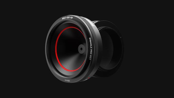 Pinhole Pro S | World's Widest Professional Pinhole Lens