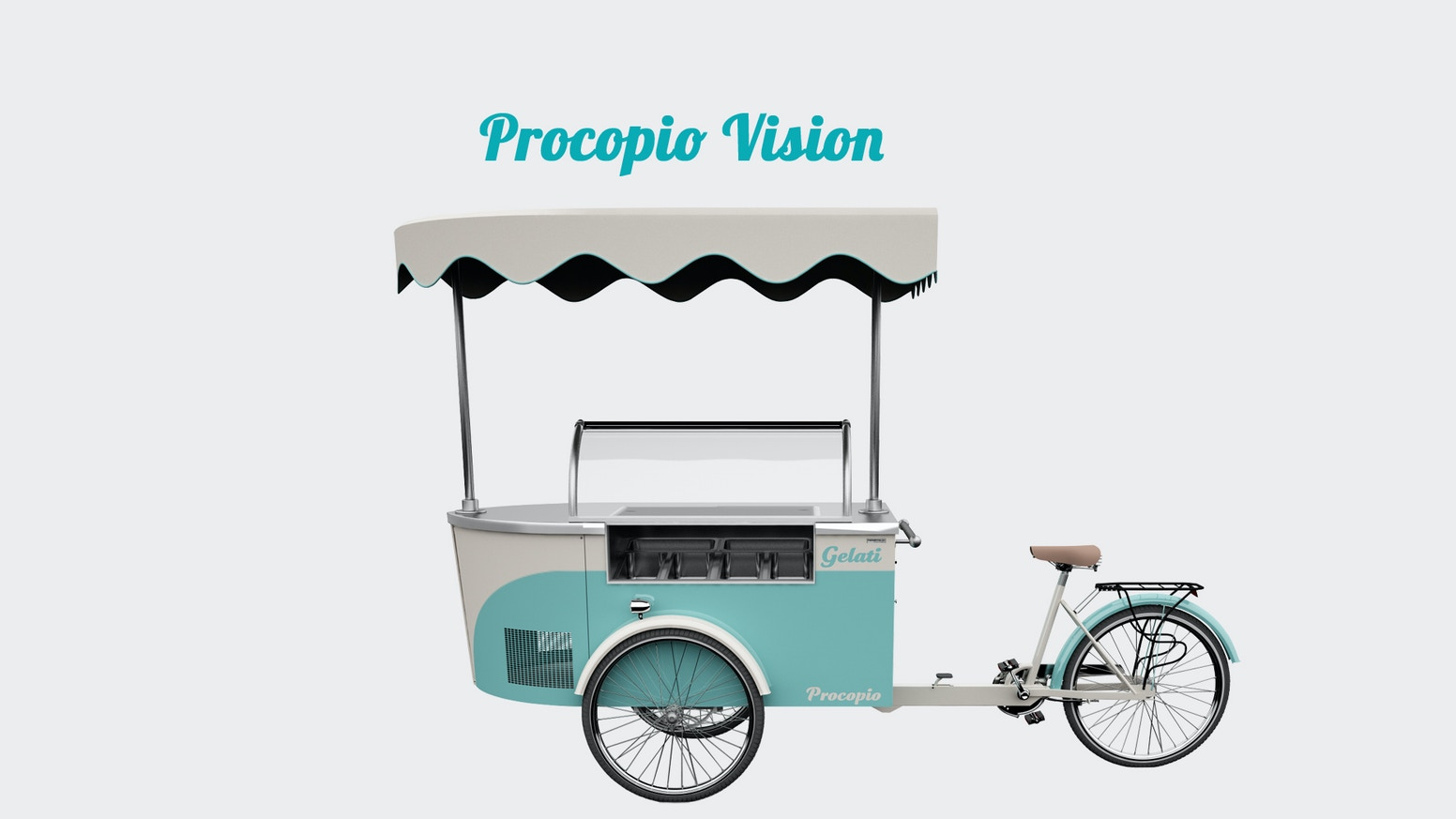 Grounds for Support: Cold Brew Coffee Vending Trike
