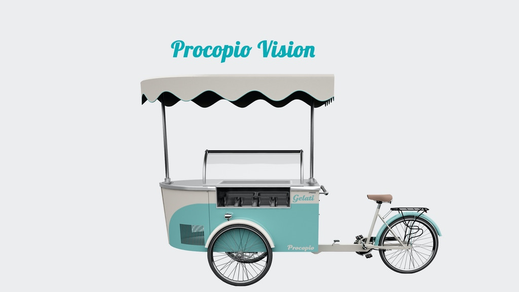 Grounds for Support: Cold Brew Coffee Vending Trike project video thumbnail