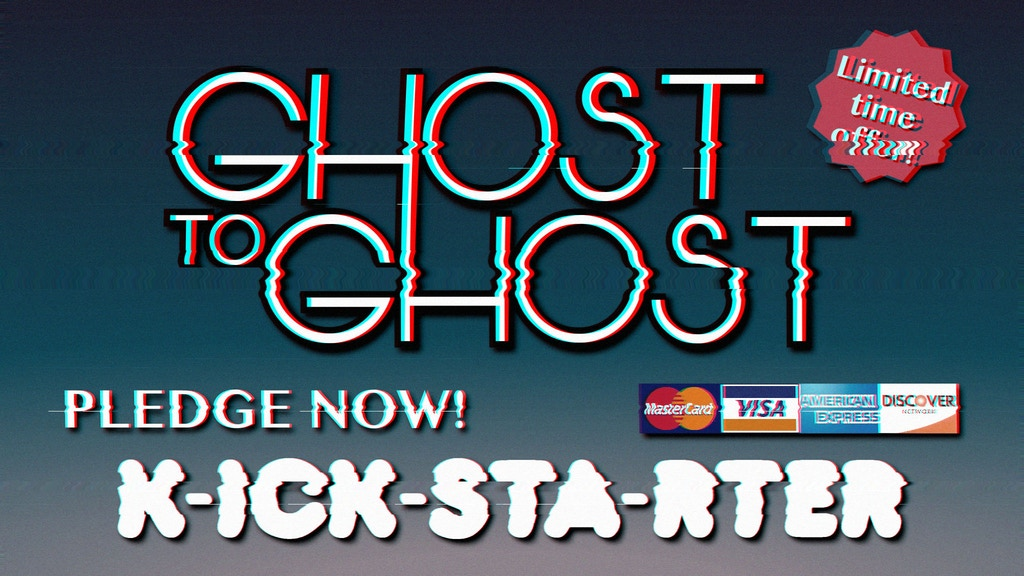 Ghost to Ghost - A Short Film by Matt Ley project video thumbnail
