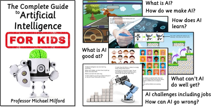 The Complete Guide to Artificial Intelligence for Kids by ...
