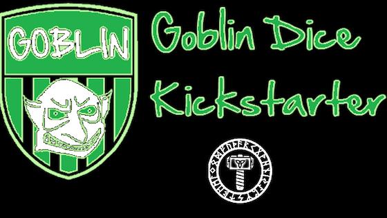 Fantasy Football Goblin Dice