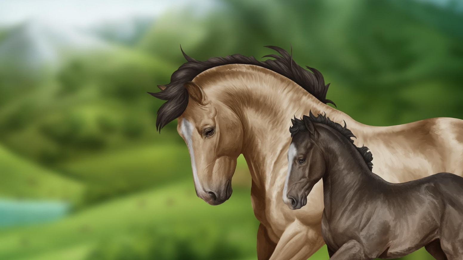 Horse Reality A Free To Play Realistic Horse Sim By