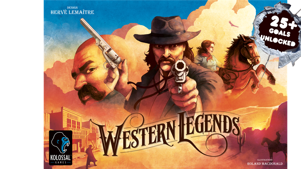 Western Legends project video thumbnail