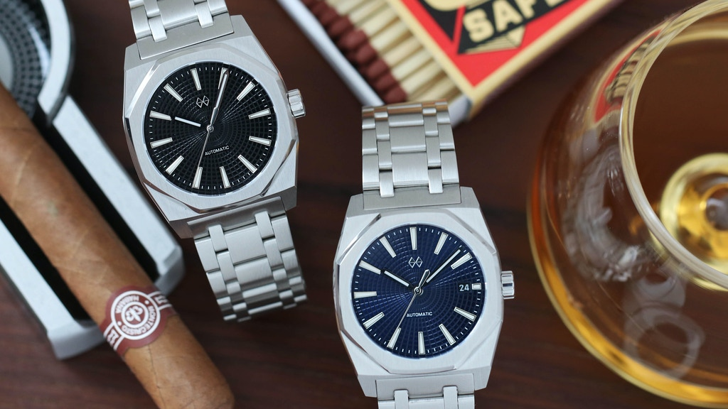 ICONIK 4 WATCH BY MANCHESTER WATCH WORKS (UPDATED) project video thumbnail
