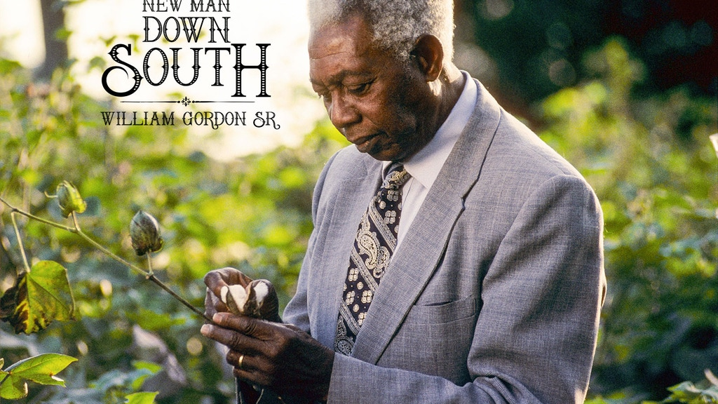 New Man Down South by William Gordon, Sr. project video thumbnail
