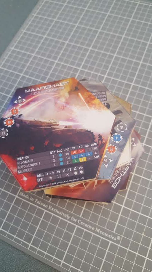 Polyversal Miniatures Game by Collins Epic Wargames