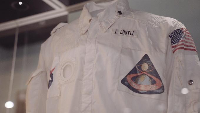 Jim Lovell's Apollo 8 Flight Suit