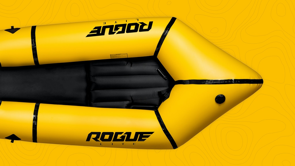 The Rogue Packraft project video thumbnail