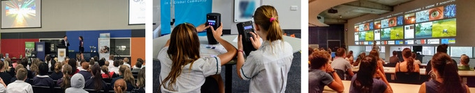 STEM keynote with schools, running maths workshops in schools and previewing AI & robotics with kids